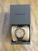 Skagen Men's Grenen Analog-Quartz Watch with Stainless-Steel Strap # SKW6388 - $154.95