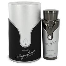 Armaf Magnificent by Armaf Eau De Parfum Spray 3.4 oz - $49.95