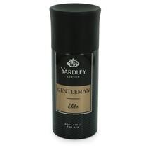 Yardley Gentleman Elite by Yardley London Deodorant Body Spray 5 oz (Men) - $10.00