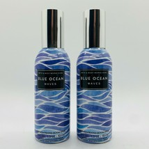2 Bath & Body Works BLUE OCEAN WAVES Concentrated Room Spray Fragrance 1.5 oz - $18.46