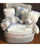 Benji Bear Baby Gift Basket - $69.00