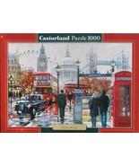 Castorland London Collage 1000 pc Jigsaw Puzzle England  - $15.83