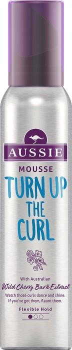 Aussie miracle mousse curl define och shine 150 ml 0