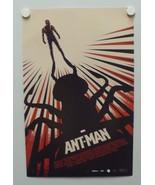 ANT-MAN 2015 Paul Rudd, Corey Stoll, Bobby Cannavale, Wood Harris-Mini P... - $7.91