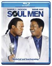 Soul Men [Blu-Ray Disc] Bernie MacSamuel L. Jackson Movie - $16.48