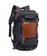 KAKA Backpack Fashion Unisex Travel Backpack Carry-On Bag Flight Approve... - $43.57