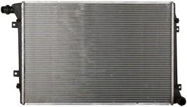 RADIATOR VW3010148  FOR 05 06 07 08 09 10 VOLKSWAGEN JETTA 1.9L DIESEL SEAT 2.0L image 2
