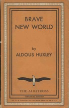 Brave New World [Paperback] [Jan 01, 1933] Huxley, Aldous