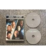 Double Feature: Star Trek IX: Insurrection / Star Trek X: Nemesis - 2 DVD's - $7.22