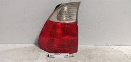 2000-2003 BMW X5 Left Driver Clear Lens OEM tail light 108 3A4 - $24.74