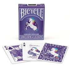 2 Decks Bicycle Unicorn Standard Poker Playing Cards Brand New Decks - $9.39