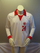 Vancouver Whitecaps Jersey - 40th Anniversary Team Store Jersey - Men's Large - $75.00
