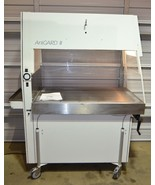 Baker AG4 ATS AniGard II 4' Mobile Animal Transfer Station W/O Filters /... - $915.75