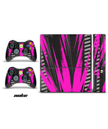 Skin Decal Wrap for Xbox 360 E Gaming Console & Controller Sticker Desig... - $9.85