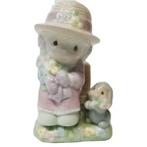 VTG Enesco Precious Moments 1997 Salt and Pepper Shakers Seasoned With A... - $14.84