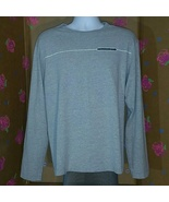 Calvin Klein jeans long sleeve grey t-shirt XL - $20.00