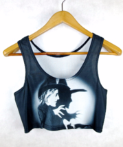 The Wizard of Oz Wicked With of the West Crop Top  - $40.00