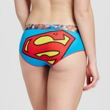 SUPERMAN Themed Ladies Women's Panties Underwear Medium 8-10 NEW - $8.31