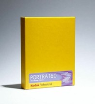 "Kodak 4 x 5"" Portra 160 Color Film 10 Sheets #1710516  FRESH DATING - $49.01"