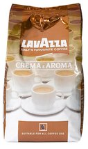 Lavazza Crema e Aroma - Coffee Beans, 2.2-Pound Bag - Pack of 2 - $60.58