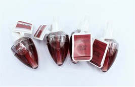 x4 Bath & Body Works Spiced Cider Original Wallflowers Refills Bulbs - $39.98