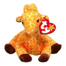 Twigs The Giraffe Ty Beanie Baby Collectible Slight Damage to Tag - £5.00 GBP
