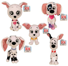 "Disney 101 Dalmations Destiny, Dolly, Dylan, Dorothy, DaVinci 10""/25cm P... - $23.40"