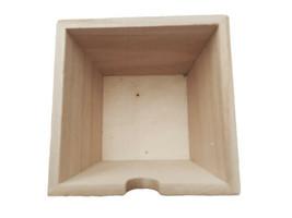 ArtMinds Planter Box, Unfinished Pine Wood #537340, Set of 2