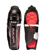 Bauer NSX Junior Hockey Shin Guards Size 12 - $49.99