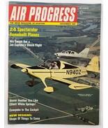 Vintage AIR PROGRESS Aviation Airplane Magazine November 1967 Edition - $9.89
