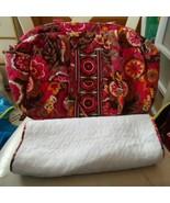 Vera Bradley Baby Bag Diaper travel bag in Carnaby pattern - $53.00