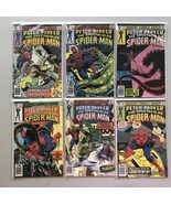 Run Lot of 12 Spectacular Spider-Man (1976 1st Series) #30-41 NM Near Mint - $74.25
