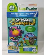 LEAP READER LEAP FROG TAG INTERACTIVE BOOK GET READY KINDERGARTEN AGES 4-6 - $11.75