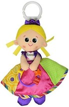 Lamaze Princess Sophie Blonde Baby Doll Stroller Car Seat Learning Toy G... - $13.29