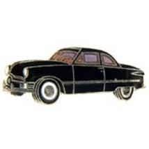 Ford 1950 Black Car Emblem Pin Pinback      - $7.91