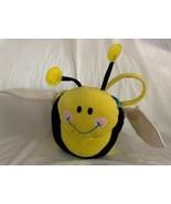 Hobby Lobby Plush 2010 BUMBLEBEE BEE Easter Basket Halloween Candy Bucke... - $13.85