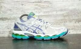 Womens Asics Gel Nimbus 16 Running Shoes SZ 8.5 40 B Used Sneakers Trainers image 2