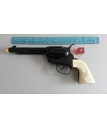Mattel Fanner 50 Cowboy In Africa Black  Cap Pistol Near Mint #1 - $150.00