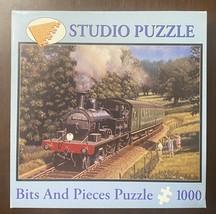 Studio Puzzle Bits And Pieces 1000 Piece Train - The Railway Children - 20x27 - $12.13