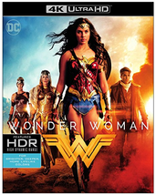 Wonder Woman (4K Ultra HD + Blu-ray + Digital) (2017)