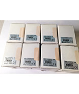 "Lot of 8 380 TVL Micro Camera with Cone Lens Black and White 1/2"" square... - $72.60"