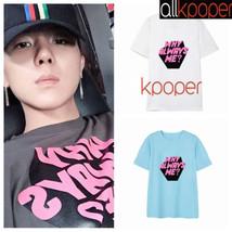 KPOP WINNER MINO Tshirt Selfie T-shirt Casual letter Tee Tops OUR TWENTY... - $12.98