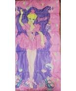 Barbie Ballerina Child Size Sleeping Bag 30 x 57 Pink Mattel Childrens G... - $19.79