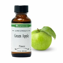 LorAnn Super Strength Green Apple, 1 ounce bottle - $6.88
