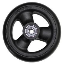 """4 x 1 1/2"""" Hollow Spoke Composite Caster Wheels (Pair) - $49.00"""