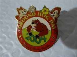 Disney Trading Pins 28196 WDW - Groundhog Day 2004 (Chip 'n' Dale) - $9.49