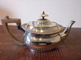 Old Sheffield Plate teapot circa 1820 antique E... - $153.57