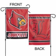 "University of Louisville Cardinals 12"" x 18"" Premium Decorative Garden Flag - $14.95"