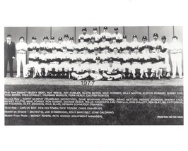 1977 New York Yankees 8X10 Team Photo Baseball Mlb Picture Ny - $3.95