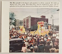 1940's Lot of 4(Four) Magazine Photos Mardi Gras Costumes, Parade New Or... - $11.56
